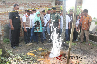 Pertamina tangani  semburan gas liar di Indramayu