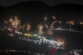 Pergantian Tahun di Puncak Bogor