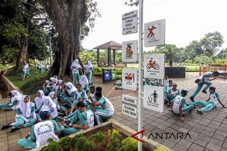 Ruang Terbuka Hijau di Indonesia