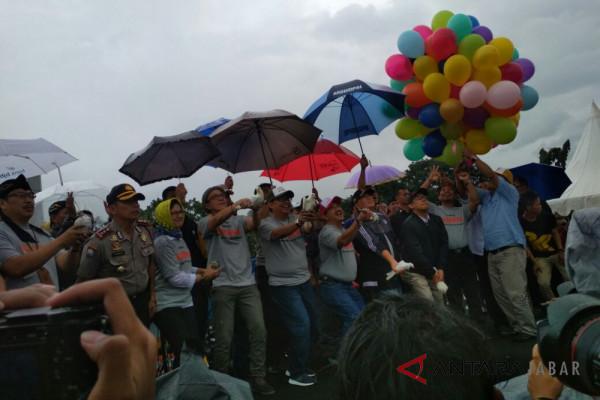 KPU Kota Bandung deklarasi kampanye damai
