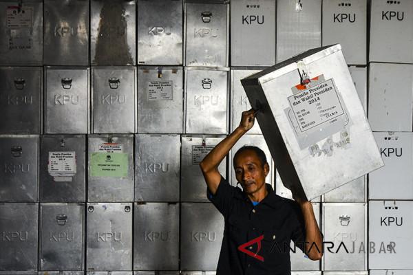 DPT Kota Bandung 1.659.017 orang