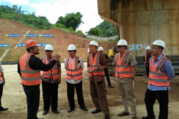 Komisi IV DPRD Jabar prediksi Tol Cisumdawu selesai 2020