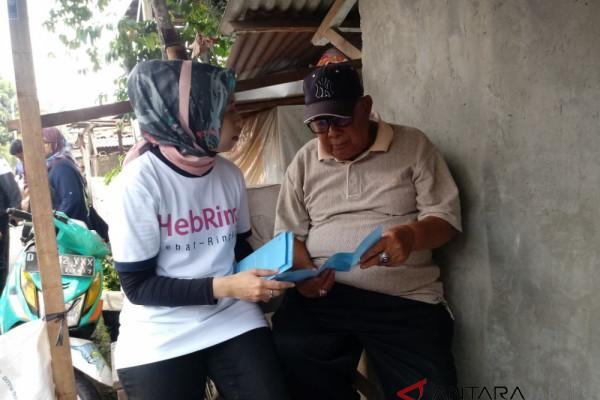 Ketua DPRD Jabar kunjungi korban banjir Pagarsih