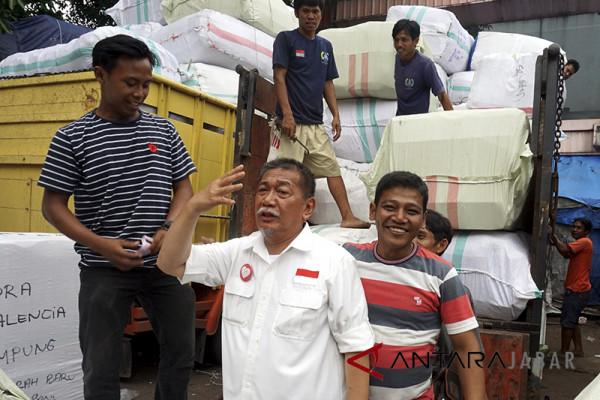 Deddy Mizwar Kampanye di Bogor