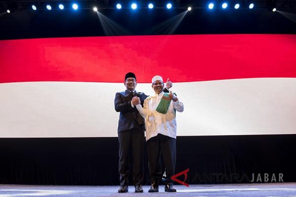 Ridwan Kamil bersyukur meraih nomor urut satu