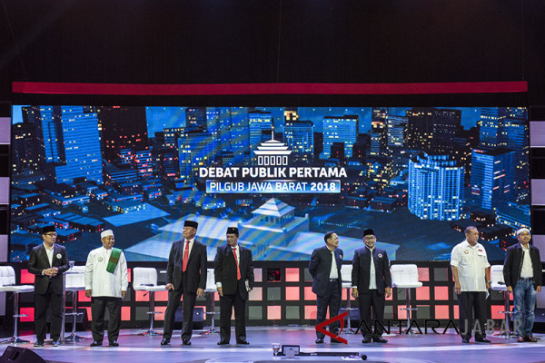 KPU antisipasi keamanan pasangan calon terkait debat