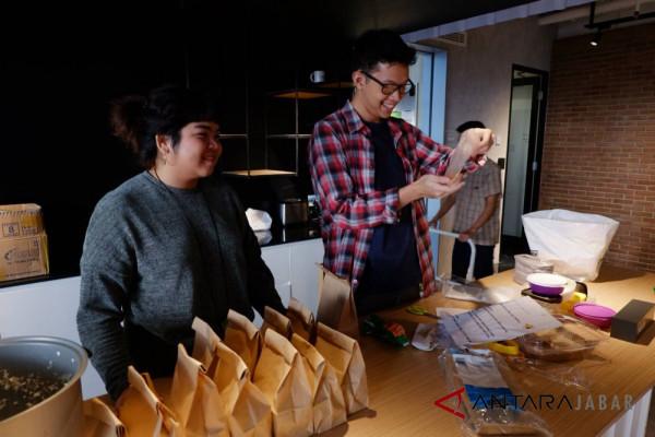 Cerita Jordan Syein dirikan Brotherfood komunitas berbagi makanan kepada sesama