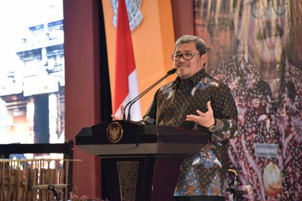 Aher minta semua BUMD Patuhi PP 54/2017