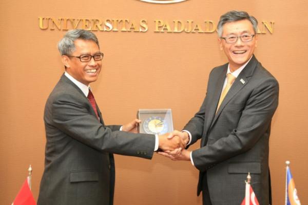 Universitas Singapura-Unpad jalin kerja sama