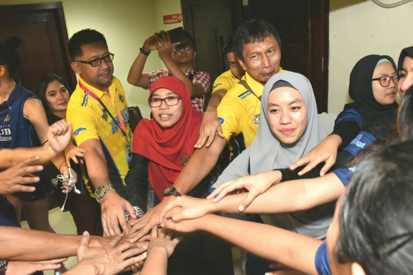 Netty optimistis BJB Pakuan juara Pro Liga