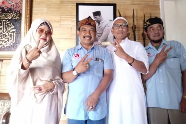 Majelis talim se-Kota Bandung dukung Pasangan Yossi-Aries