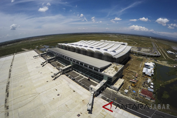 Dishub Jabar: Bandara Kertajati akan layani lima rute mudik