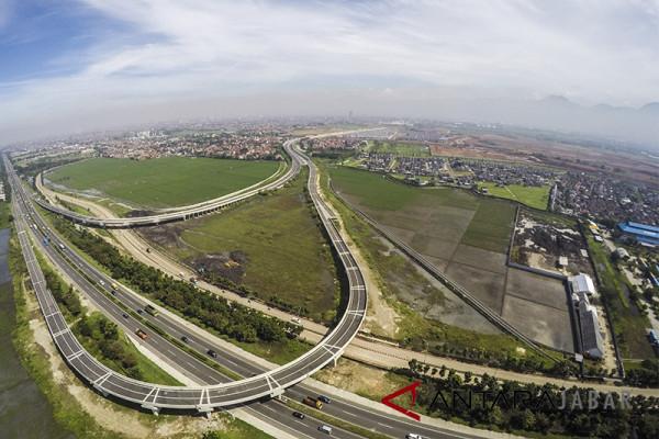 Target Pembangunan Jalan Tol