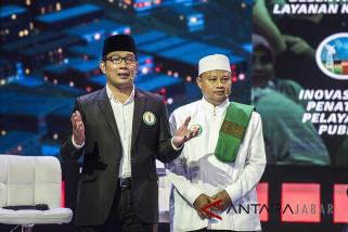 Uu Ruzhanul Ulum gerus elektabilitas Ridwan Kamil