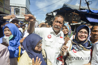 KPU: Deddy Mizwar calon gubernur Jawa Barat terkaya