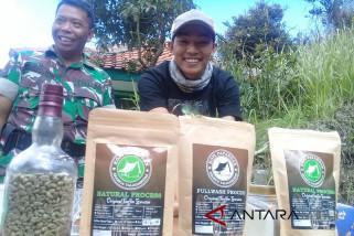 Pemuda kampung kembangkan kopi papandak khas Garut
