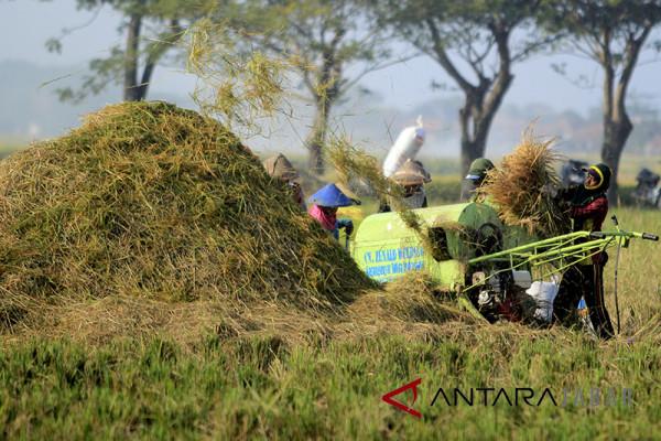 Ratusan petani Takokak berharap reforma agraria