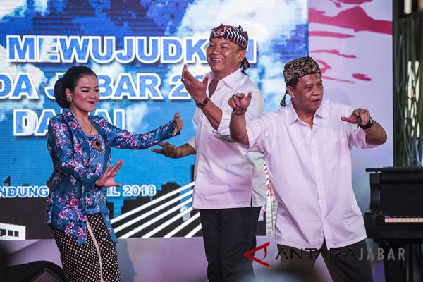 Forum RT/RW Jabar dukung pasangan Hasanah