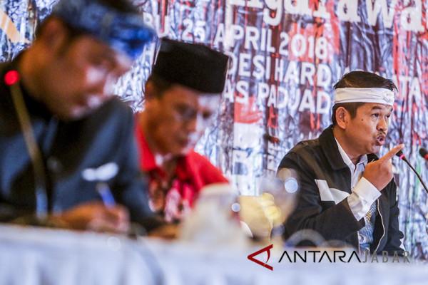 """""""Heuheuy Deudeuh"""" metode pemenangan Jokowi-Ma`ruf di Jabar"""