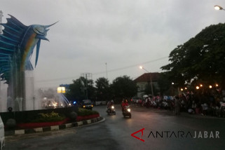 Warga Pangandaran antusias sambut kunjungan Jokowi