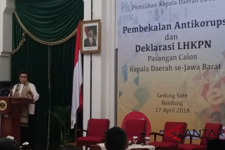 KPK: ada 89 kepala daerah terjerat korupsi