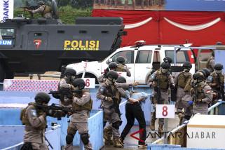 Simulasi Pengamanan Pasukan Perdamaian Dunia