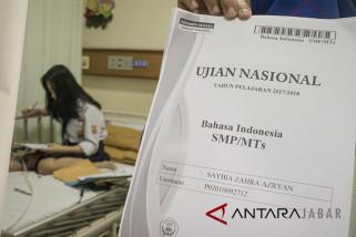 Ujian Nasional di Rumah Sakit