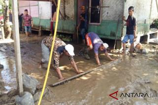 Ratusan kk korban banjir kembali ke rumah