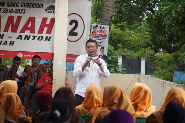 TB Hasanuddin jamin kesehatan warga dengan Kartu Jabar Cageur