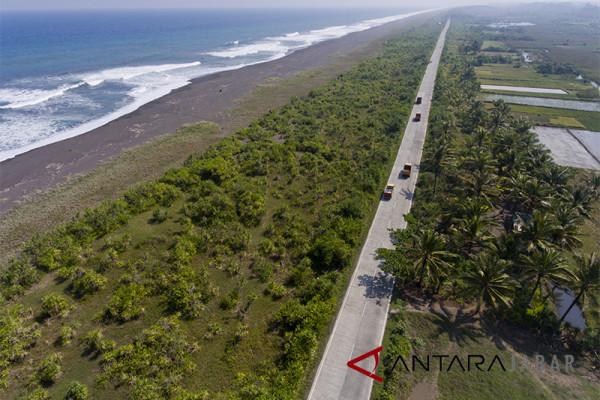 Jalur mudik alternatif Pansela