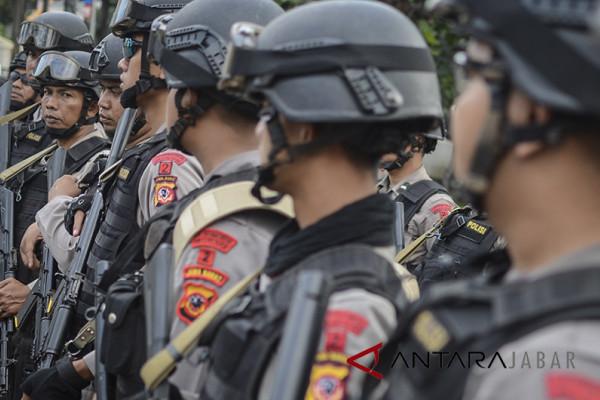 2.271 personel gabungan amankan Puncak Hari Santri Nasional di Bandung