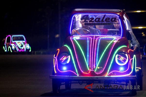 Wisata Mobil Gowes Hias