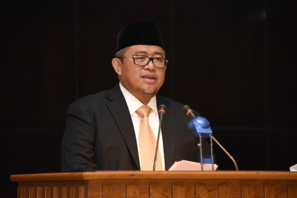 Aher mundur sebagai calon anggota legislatif