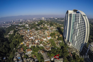 Okupansi hotel di Bandung capai 90 persen