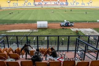 Renovasi Stadion Si Jalak Harupat