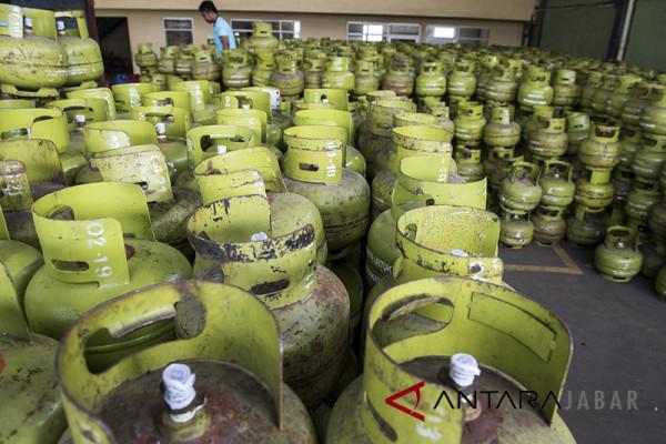 DIstribusi gas