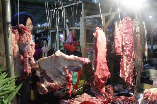 Jelang lebaran, harga daging sapi di Kabupaten Bandung Rp130.000/kilogram