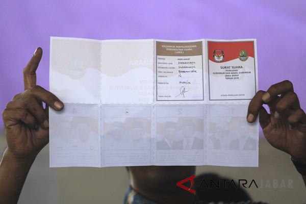 KPU Cirebon musnahkan surat suara jelang PSU