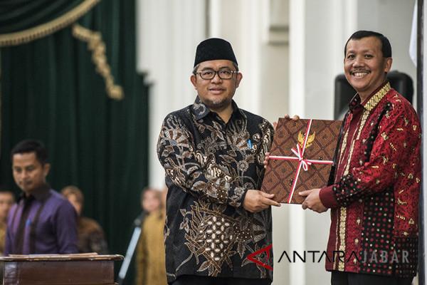Tiga prioritas kerja Plh Gubernur Jawa Barat