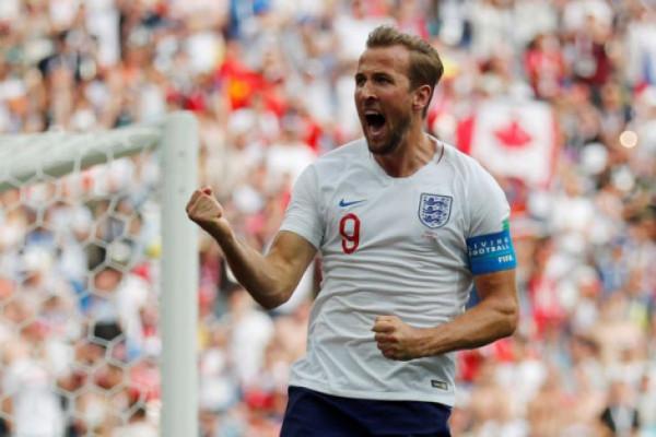 Inggris ke 16 besar setelah hajar Panama 6-1