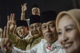 Prabowo bercerita pentingnya tenaga medis kepada wisudawan