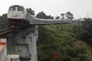 Proyek jalur ganda rel Bogor - Sukabumi