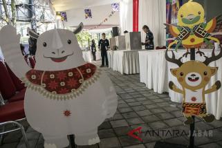 Pengrajin boneka belum produksi maskot Asian Games