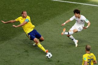 Swedia 1-0 Korsel