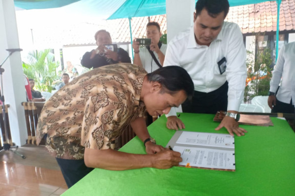 Pemkot Cirebon luncurkan aplikasi