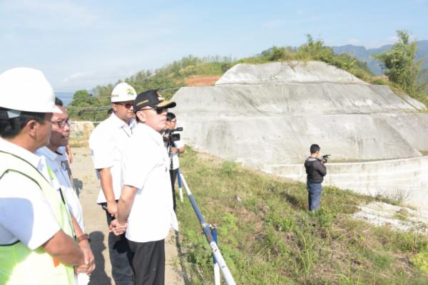 M Iriawan: Pembangunan Bendungan Kuningan sudah 84 persen