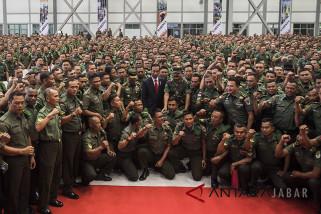 Presiden Jokowi Instruksikan TNI-Polri tetap netral