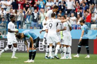 Perancis tim pertama ke semi final