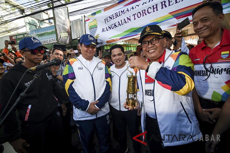 Airlangga Targetkan Golkar menang di Jawa Barat