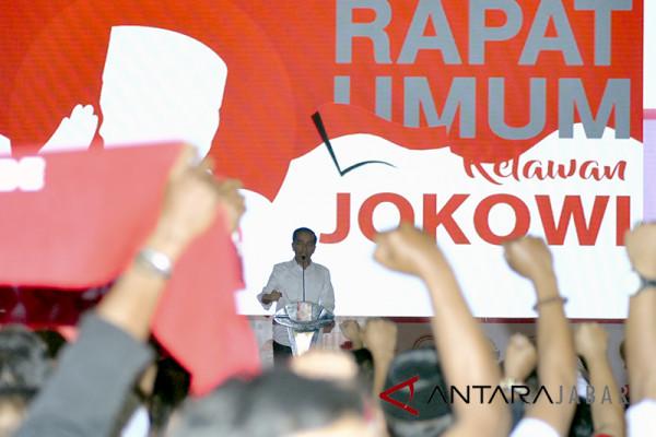 Jokowi ajak elemen bangsa hijrah ke ujaran kebenaran